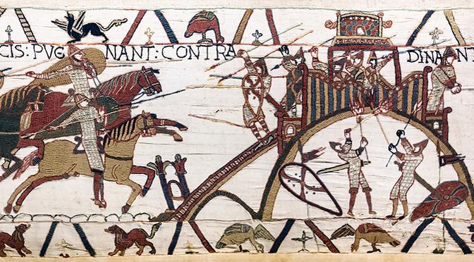 Appel à communication. L'invention de la Tapisserie de Bayeux : naissance, composition et style d'un chef-d'œuvre médiéval