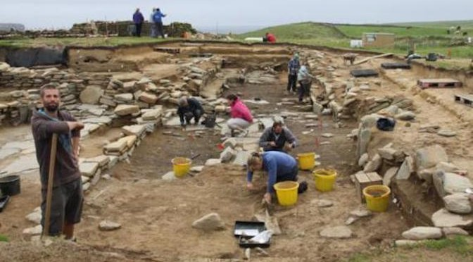 Birsay-Skaill Landscape Archaeology Project, Orkney, Scotland, UK