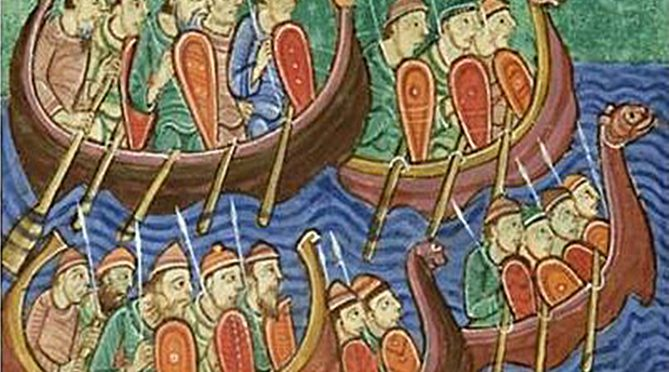 Mobility during the Viking Age: Scandinavians and Others